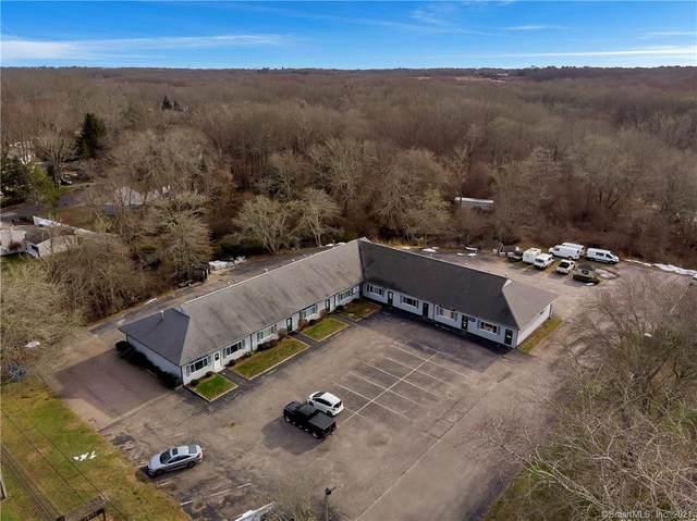 252 S Broad Street #6, Stonington, CT 06379 (MLS #170363282) :: Mark Boyland Real Estate Team