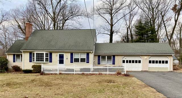 265 Redwood Road, Manchester, CT 06040 (MLS #170363360) :: Tim Dent Real Estate Group