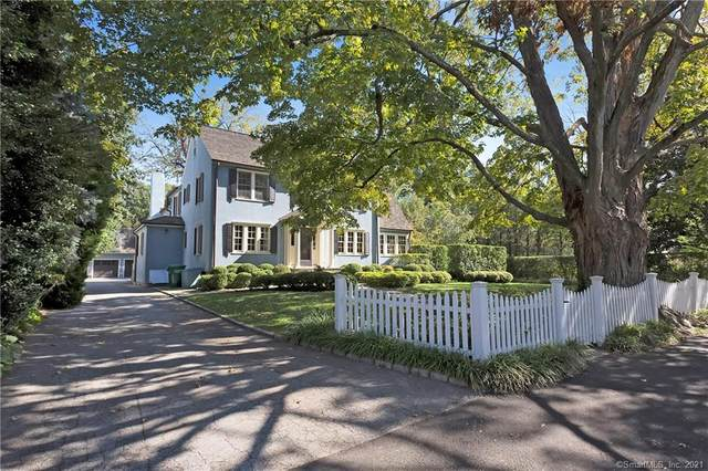 21 Maher Avenue, Greenwich, CT 06830 (MLS #170363442) :: GEN Next Real Estate