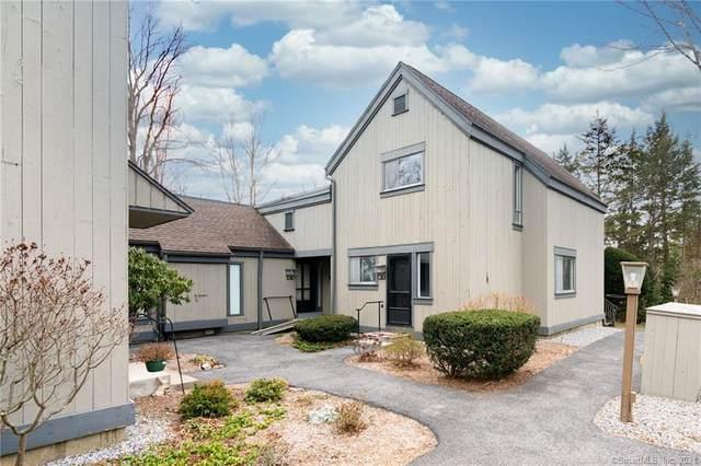 40 Heritage Village F, Southbury, CT 06488 (MLS #170363461) :: Around Town Real Estate Team