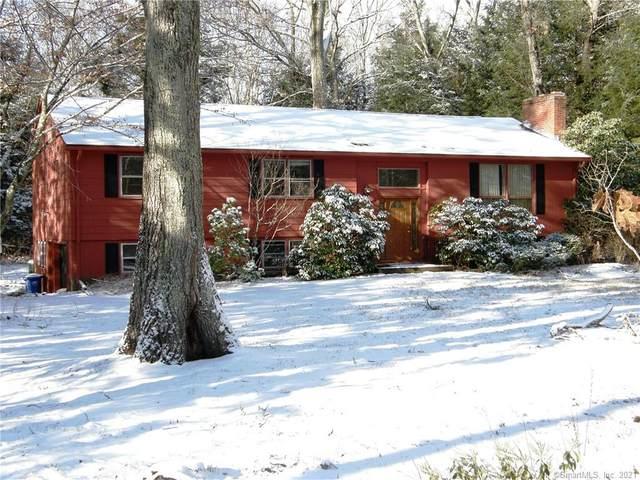 9 Thomas Drive, Mansfield, CT 06268 (MLS #170363494) :: Around Town Real Estate Team