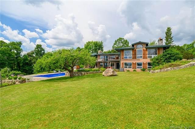 267 Main Street S, Bridgewater, CT 06752 (MLS #170363514) :: Around Town Real Estate Team