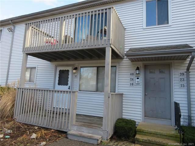 330 Savin Avenue #32, West Haven, CT 06516 (MLS #170363528) :: Around Town Real Estate Team