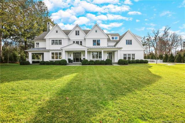18 Mayflower Parkway, Westport, CT 06880 (MLS #170363530) :: Mark Boyland Real Estate Team