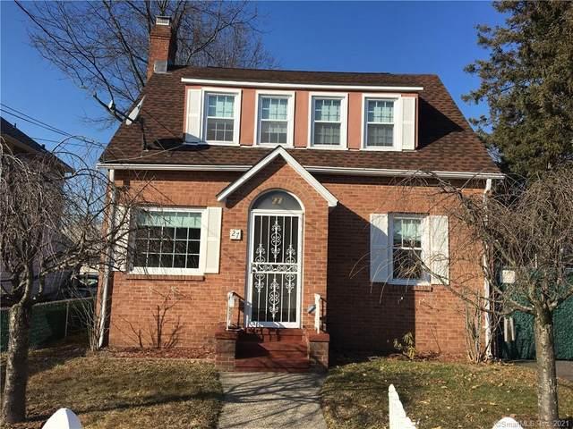 27 Jones Street, West Haven, CT 06516 (MLS #170363552) :: Around Town Real Estate Team
