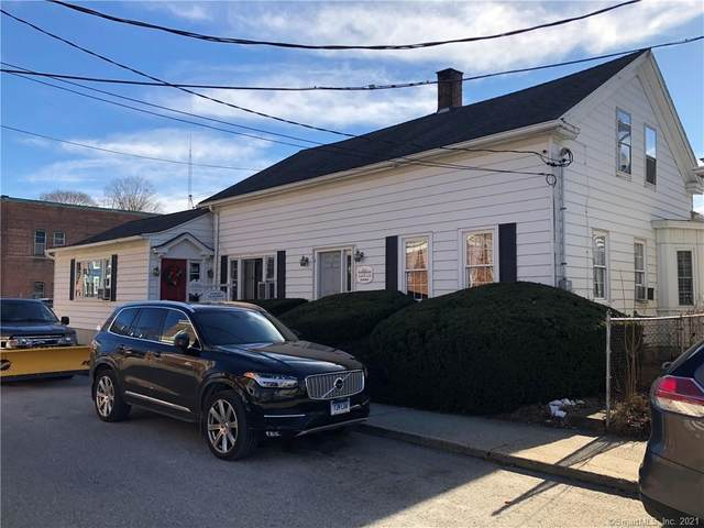 35 Academy Street, Killingly, CT 06239 (MLS #170363571) :: Around Town Real Estate Team