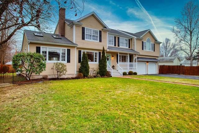 35 Repko Circle, Stratford, CT 06614 (MLS #170363576) :: Around Town Real Estate Team
