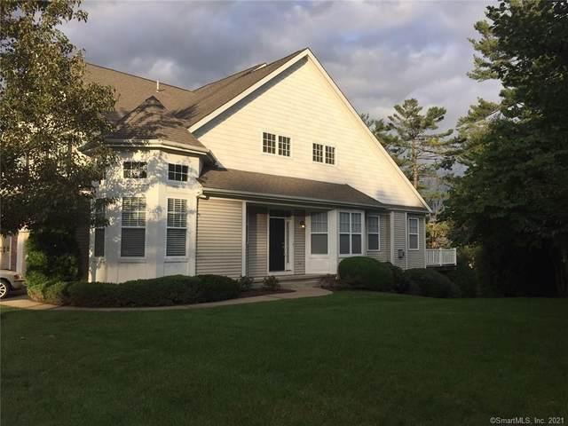 6 Goodwin Circle #6, Hartford, CT 06105 (MLS #170363594) :: Around Town Real Estate Team