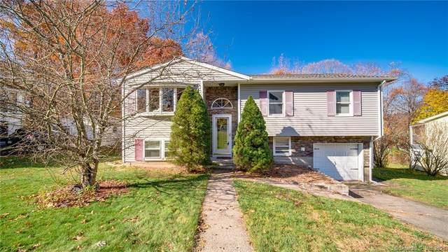 297 Knob Hill Drive, Hamden, CT 06518 (MLS #170363597) :: Mark Boyland Real Estate Team