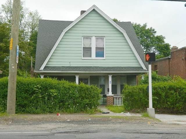 260 Meriden Road, Waterbury, CT 06705 (MLS #170363658) :: Mark Boyland Real Estate Team