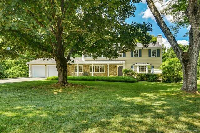 5 Very Merry Road, Stamford, CT 06903 (MLS #170363692) :: Around Town Real Estate Team
