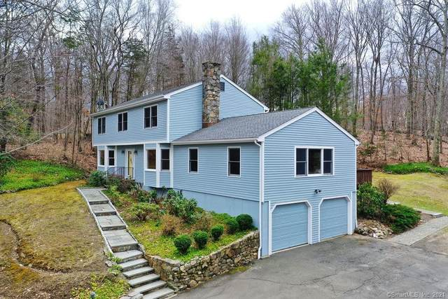 25 Sturges Road, Newtown, CT 06470 (MLS #170363725) :: Around Town Real Estate Team