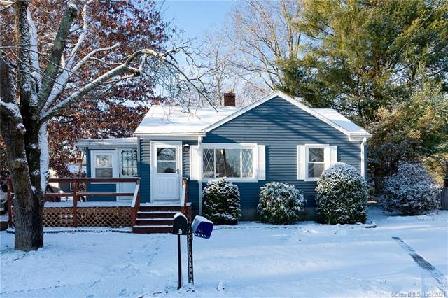 44 Macarthur Drive, Southington, CT 06479 (MLS #170363734) :: Around Town Real Estate Team