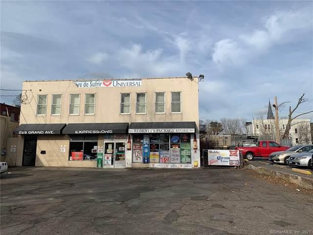 229 Grand Avenue, New Haven, CT 06513 (MLS #170363743) :: Michael & Associates Premium Properties | MAPP TEAM
