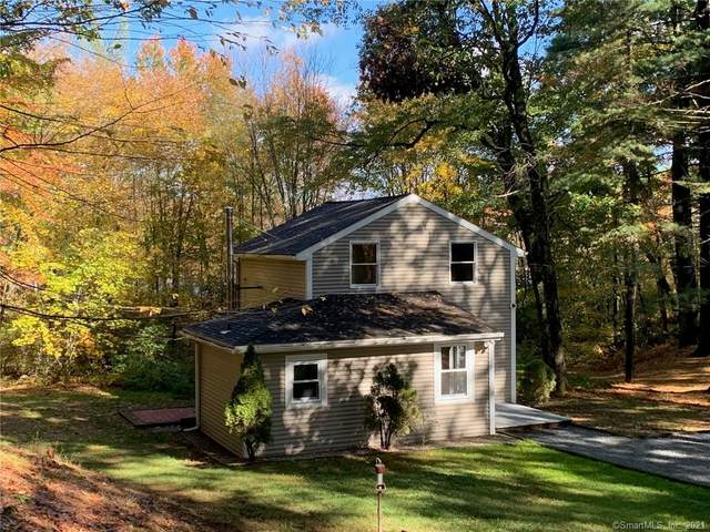 418 Lake Road, Suffield, CT 06093 (MLS #170363764) :: NRG Real Estate Services, Inc.
