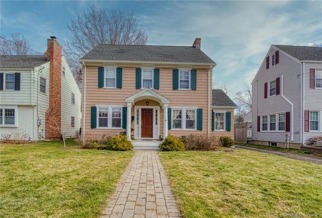 90 Penn Drive, West Hartford, CT 06119 (MLS #170363769) :: Around Town Real Estate Team