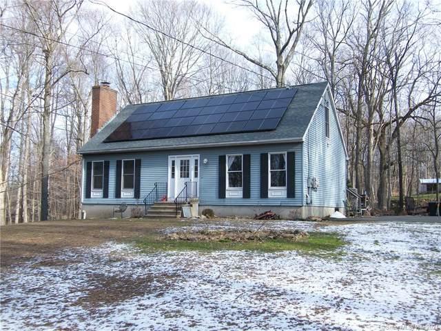 106 Pokorny Road, Haddam, CT 06441 (MLS #170363802) :: Around Town Real Estate Team