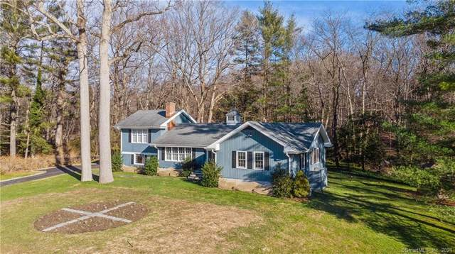 124 Dundee Road, Stamford, CT 06903 (MLS #170363832) :: Around Town Real Estate Team
