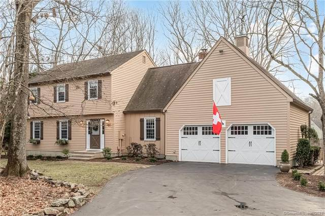 41 Streamview Circle, Guilford, CT 06437 (MLS #170363845) :: Around Town Real Estate Team