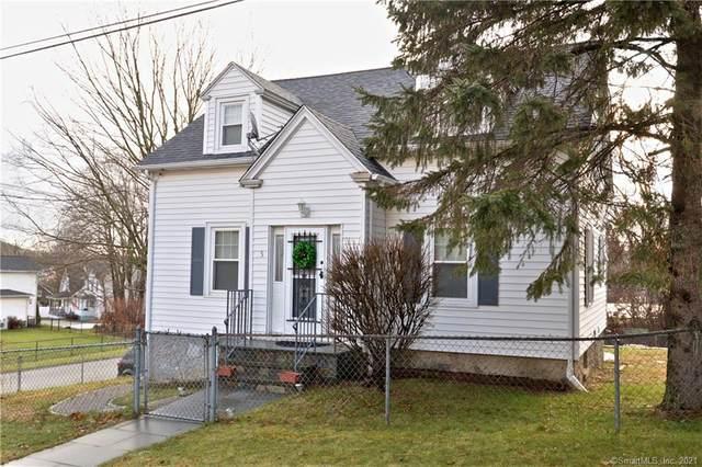 5 Van Orman Street, Watertown, CT 06779 (MLS #170363863) :: Around Town Real Estate Team