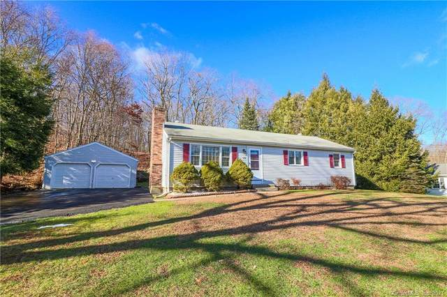 18 Robin Lane, Shelton, CT 06484 (MLS #170363884) :: Sunset Creek Realty
