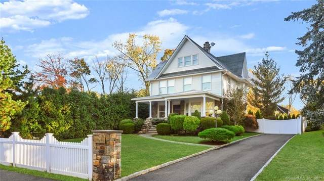 282 Sound Beach Avenue, Greenwich, CT 06870 (MLS #170363885) :: Around Town Real Estate Team