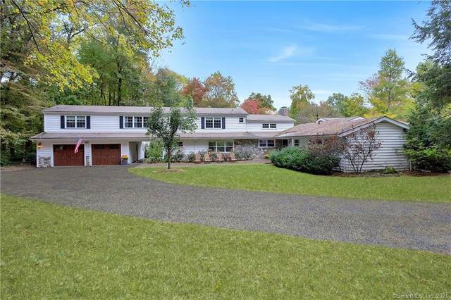 10 Overbrook Lane, Darien, CT 06820 (MLS #170363894) :: GEN Next Real Estate
