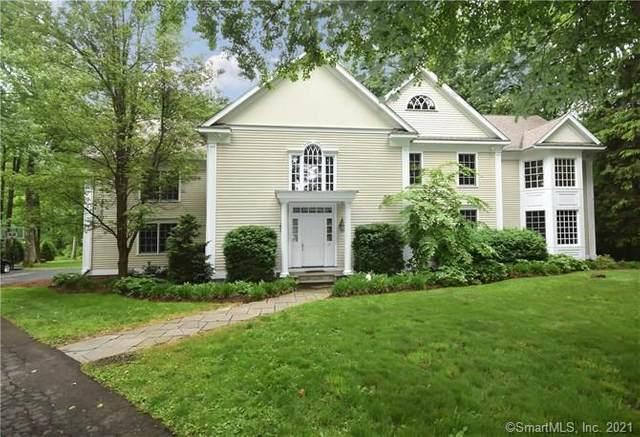 102 Kettle Creek Road, Weston, CT 06883 (MLS #170363917) :: Around Town Real Estate Team