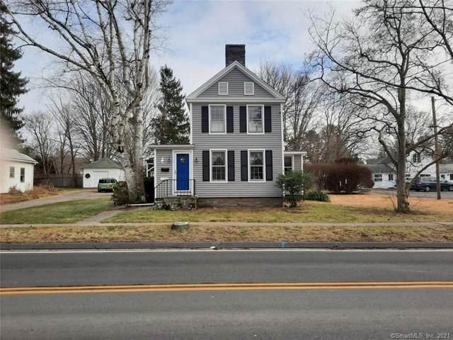23 Elm Street, Deep River, CT 06417 (MLS #170363978) :: Around Town Real Estate Team