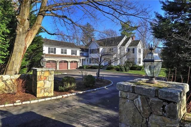 376 Greens Farms Road, Westport, CT 06880 (MLS #170363979) :: Mark Boyland Real Estate Team