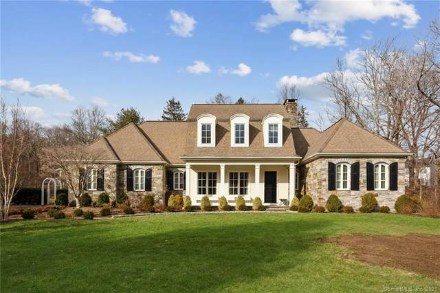 2 Mountaincrest Drive, Cheshire, CT 06410 (MLS #170363994) :: Coldwell Banker Premiere Realtors