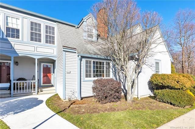 154 Glengarry Road #154, Fairfield, CT 06825 (MLS #170364026) :: Around Town Real Estate Team