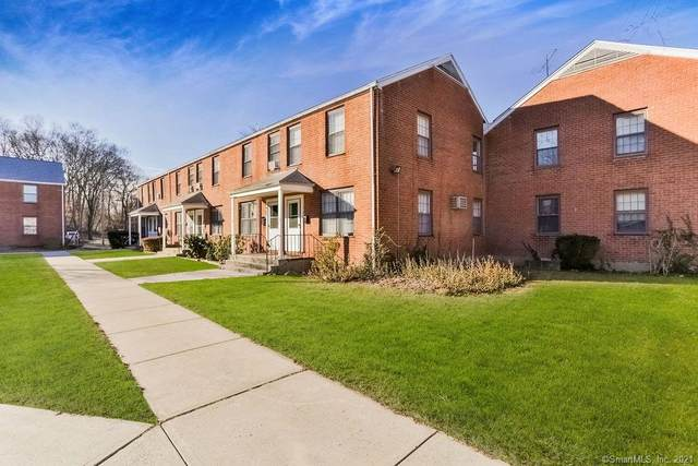 10 Nob Hill Circle #10, Bridgeport, CT 06610 (MLS #170364034) :: Carbutti & Co Realtors