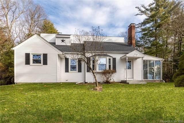 32 Secret Lake Road, Canton, CT 06019 (MLS #170364037) :: Around Town Real Estate Team