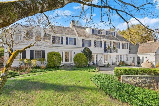 291 Round Hill Road, Greenwich, CT 06831 (MLS #170364098) :: Kendall Group Real Estate | Keller Williams