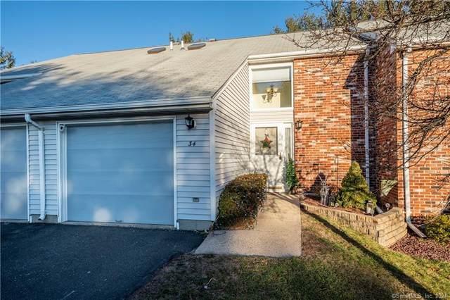 705 Lake Avenue #34, Bristol, CT 06010 (MLS #170364304) :: Around Town Real Estate Team