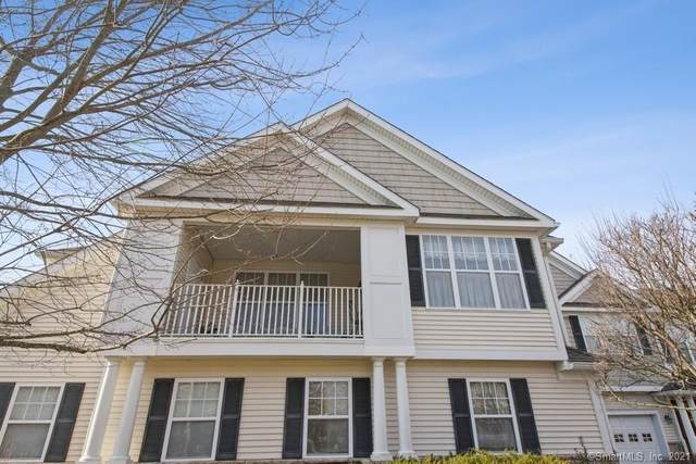 35 Jo Al Court #35, Newtown, CT 06482 (MLS #170364316) :: Around Town Real Estate Team
