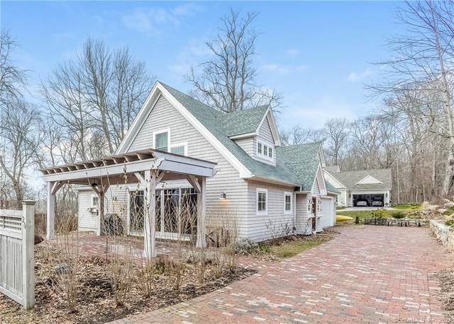 20 Woodland Drive, East Lyme, CT 06357 (MLS #170364320) :: Around Town Real Estate Team