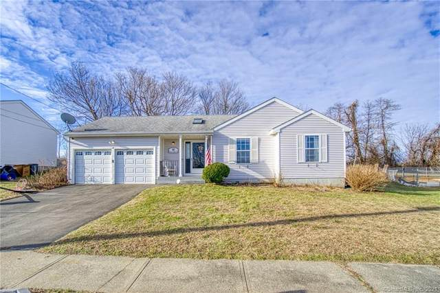 16 Roses Farm Road, East Haven, CT 06512 (MLS #170364333) :: Around Town Real Estate Team