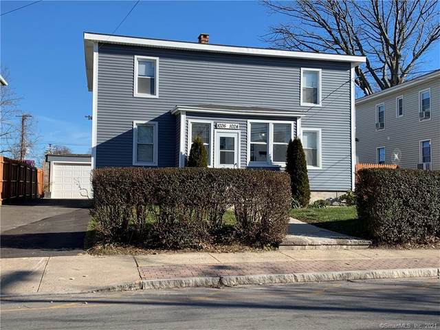 1024 Central Avenue, Bridgeport, CT 06607 (MLS #170364443) :: Around Town Real Estate Team