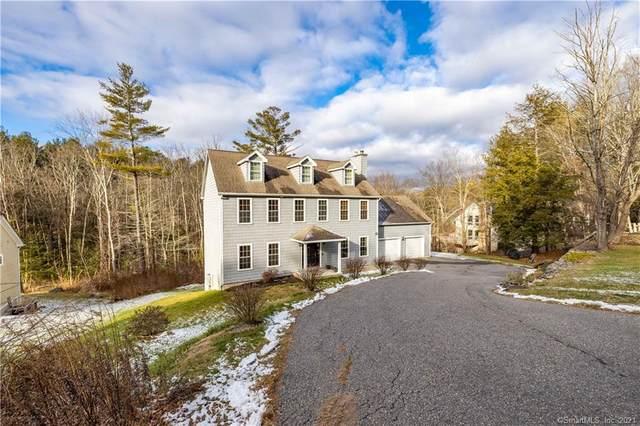 537 E Hyerdale Drive, Goshen, CT 06756 (MLS #170364452) :: Around Town Real Estate Team
