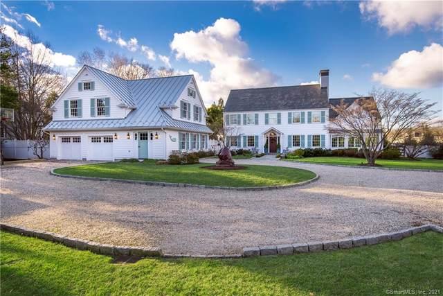 120 Prospect Ridge, Ridgefield, CT 06877 (MLS #170364455) :: GEN Next Real Estate