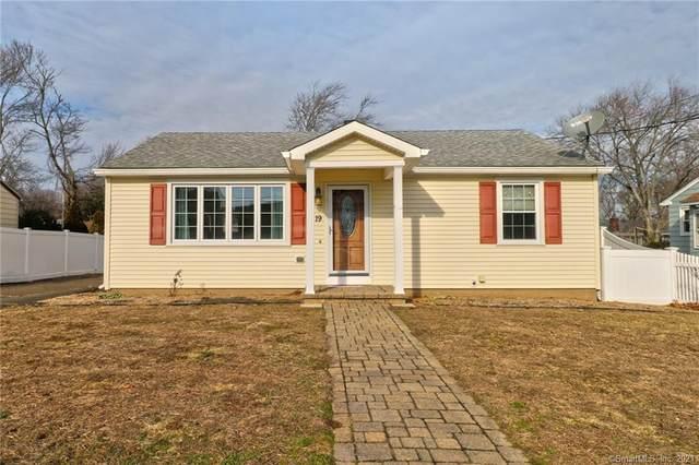 19 Hartman Avenue, East Haven, CT 06512 (MLS #170364581) :: Around Town Real Estate Team