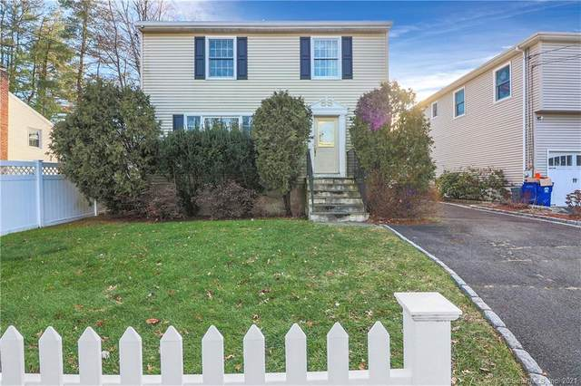 8 Princeton Street, Norwalk, CT 06851 (MLS #170364599) :: Around Town Real Estate Team