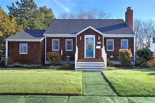 210 Parkwood Road, Stratford, CT 06614 (MLS #170364617) :: Around Town Real Estate Team