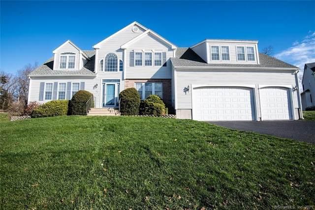 52 Wanda Lane, Middletown, CT 06457 (MLS #170364636) :: Around Town Real Estate Team