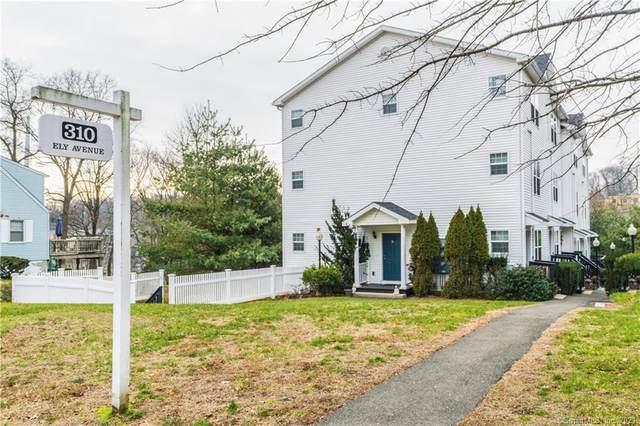 310 Ely Avenue G, Norwalk, CT 06854 (MLS #170364668) :: Around Town Real Estate Team