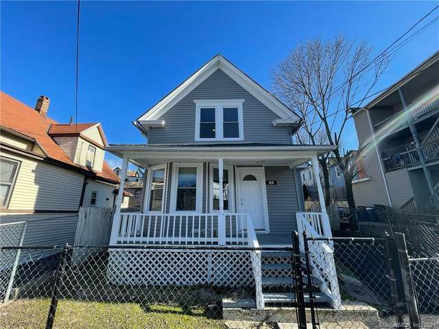 28 Bell Street, Bridgeport, CT 06610 (MLS #170364691) :: Around Town Real Estate Team
