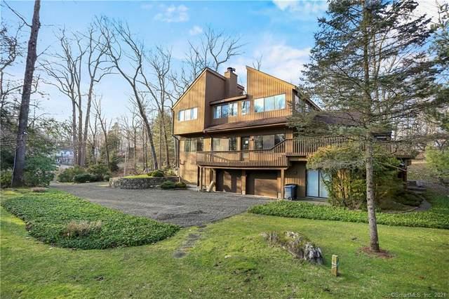 50 Briar Woods Trail, Stamford, CT 06903 (MLS #170364725) :: Around Town Real Estate Team