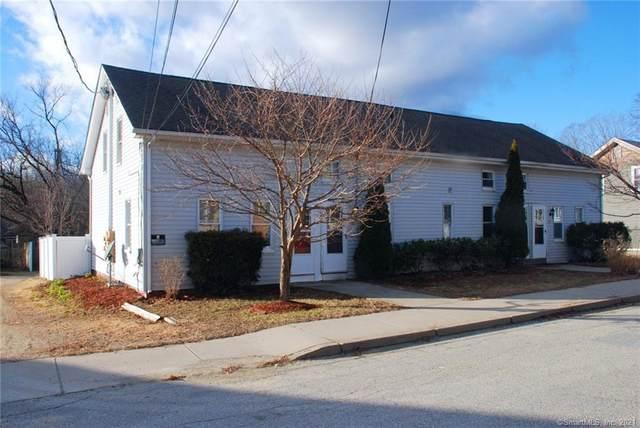 25 N Walnut Street, Plainfield, CT 06374 (MLS #170364745) :: Around Town Real Estate Team
